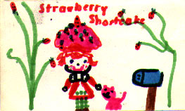 Remember Strawberry Shortcake?