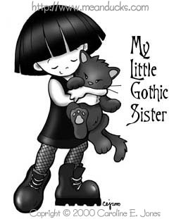 My Little Gothic Sister