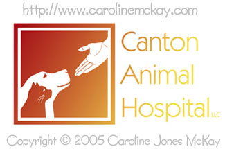 Canton Animal Hospital Logo